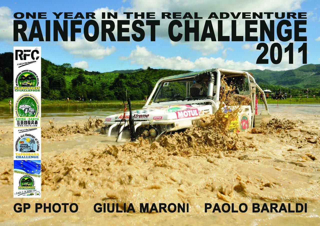 Rain Forest Challenge