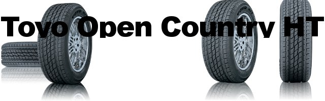 Open Country Toyo HT
