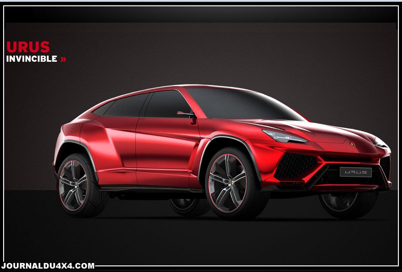 Lamborghini 4×4 Urus