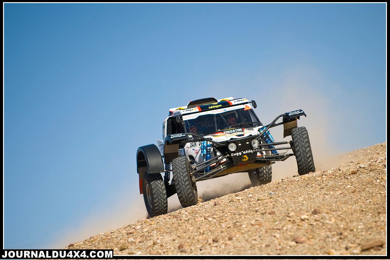essai predator x18 dans la région de Marrakech