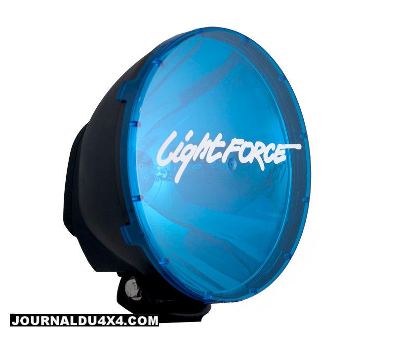 240 XGT  avec filtre bleu marine