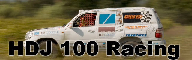 HDJ 100 Racing Hakken Raid