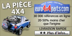 Euro 4×4 parts : les bonnes affaires