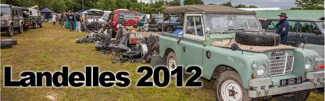 Land à Landelles 2012