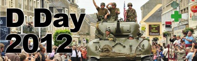Commémorations D Day 2012