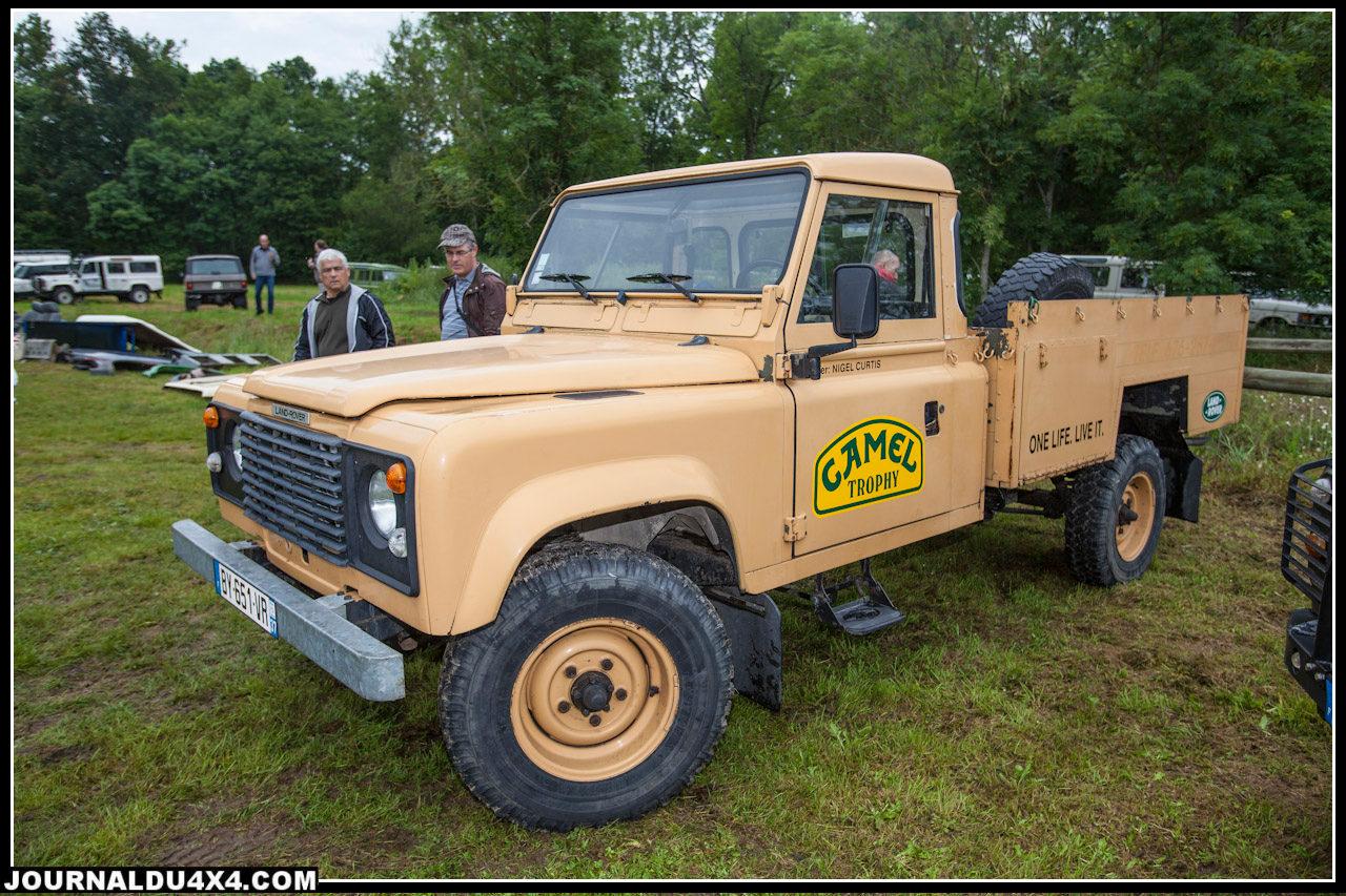 Land Rover Rapier
