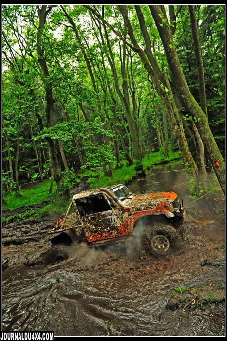 Le Polonais Wieczorek fait partie des épouvantails du Breslau depuis quelques années avec son Toyota.