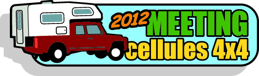 Cellules 4×4 meeting 2012