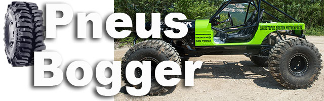 Pneus Super Swamper TSL bogger
