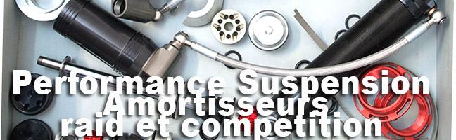 Performance Suspension, en visite chez une des références de la suspension pour la compétition