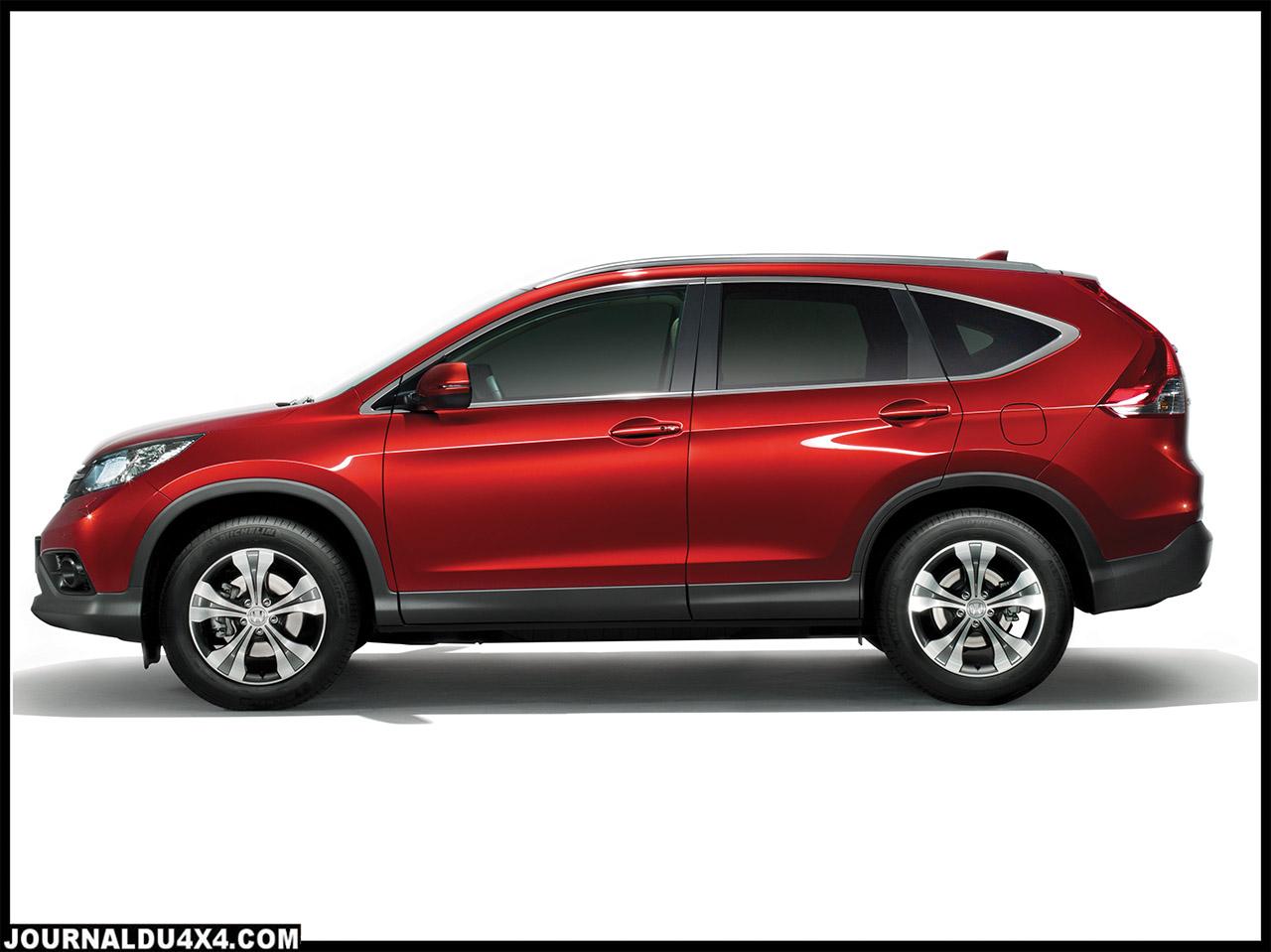CRV honda nouveau modèle 2012-2013