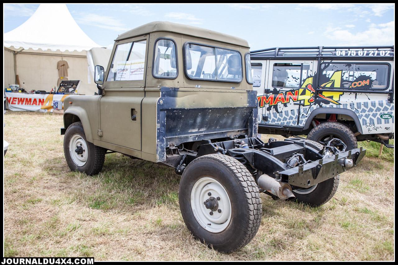 Land Rover Proto 100