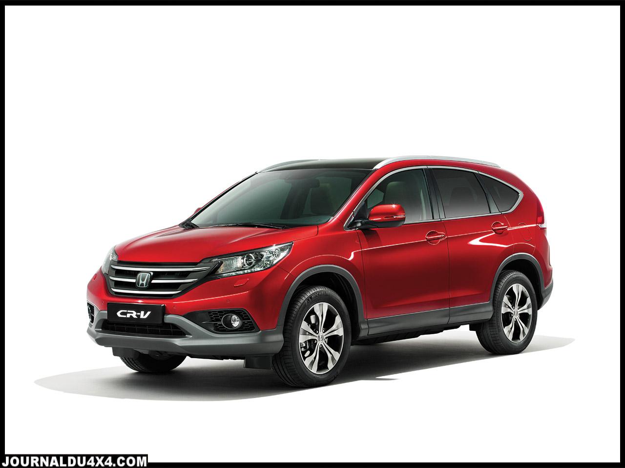 CRV Honda nouveau modèle 2012