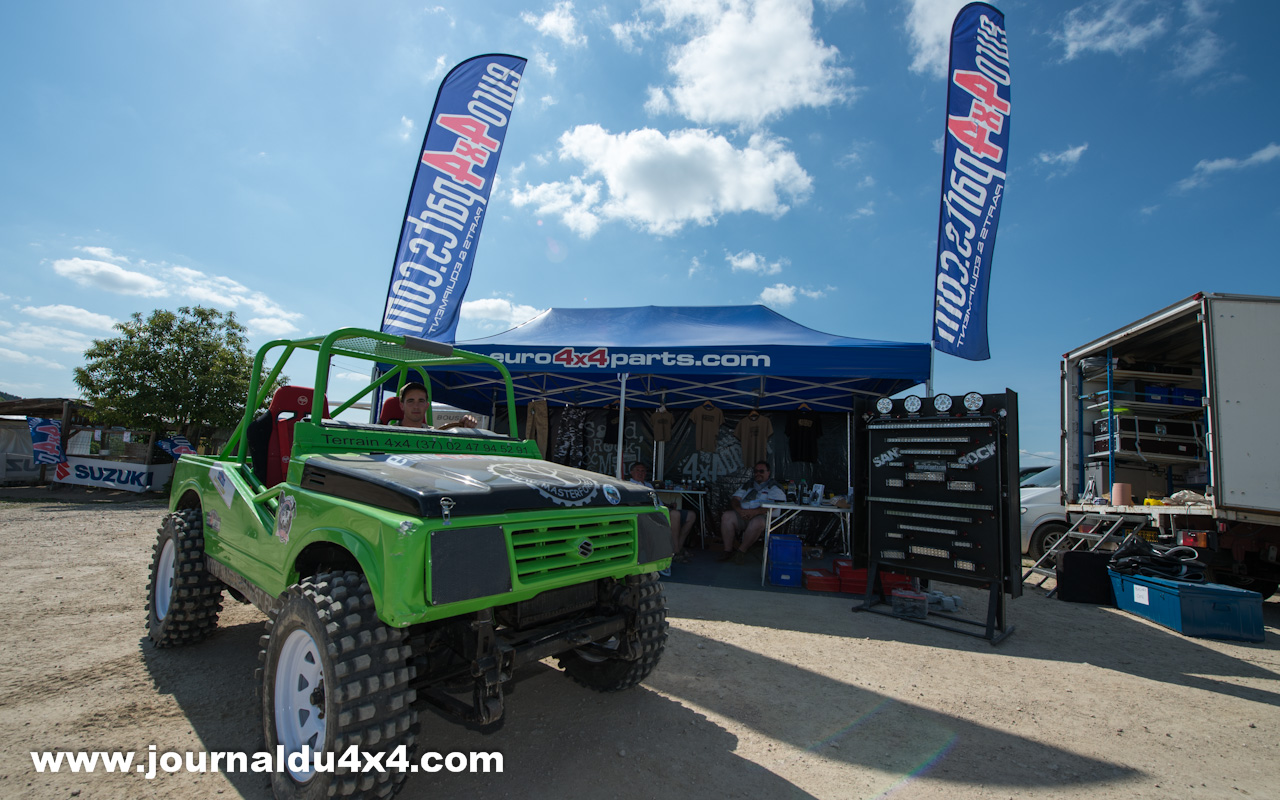 Stand euro 4x4 parts