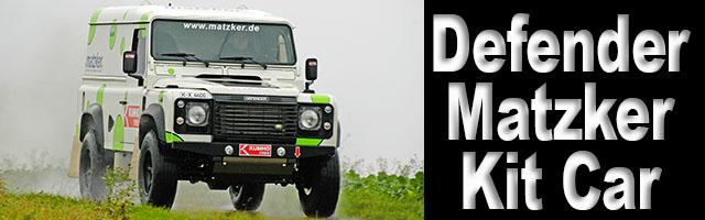 Defender kit car Matzker