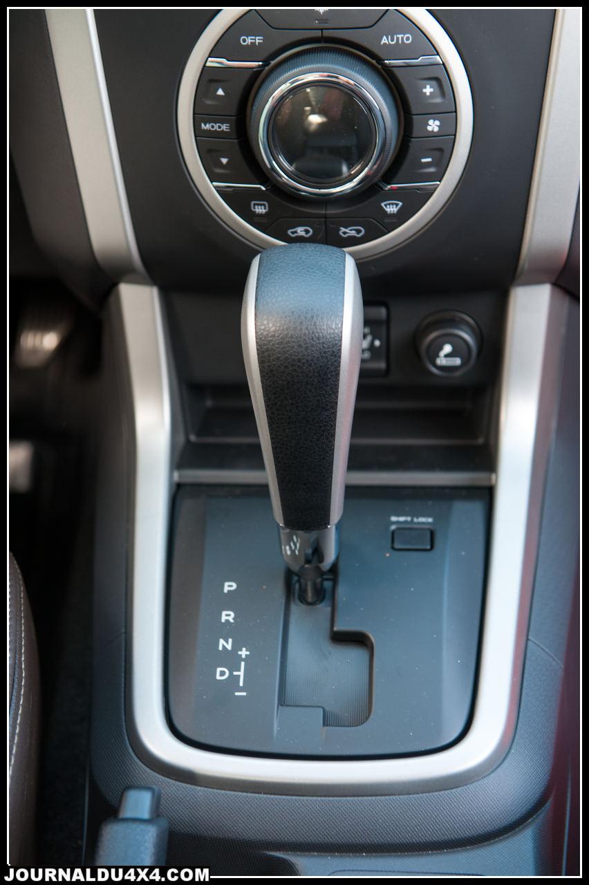 Boite Auto D max