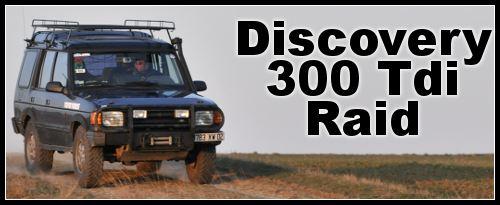 Discovery 300Tdi