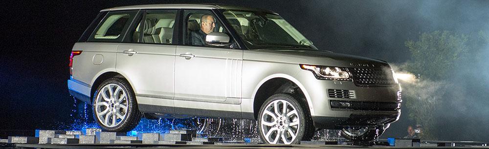 Range Rover 2013  3.0L TDV6 Diesel – 4.4L TDV8 Diesel – 5.0L Supercharged  V8 Essence