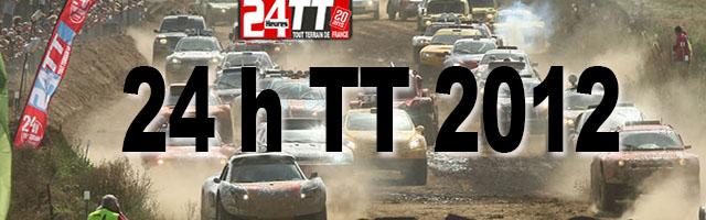 les 24 heures TT 2012 classement et photos