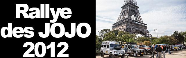 Rallye des Jojo ils sont partis !!!!