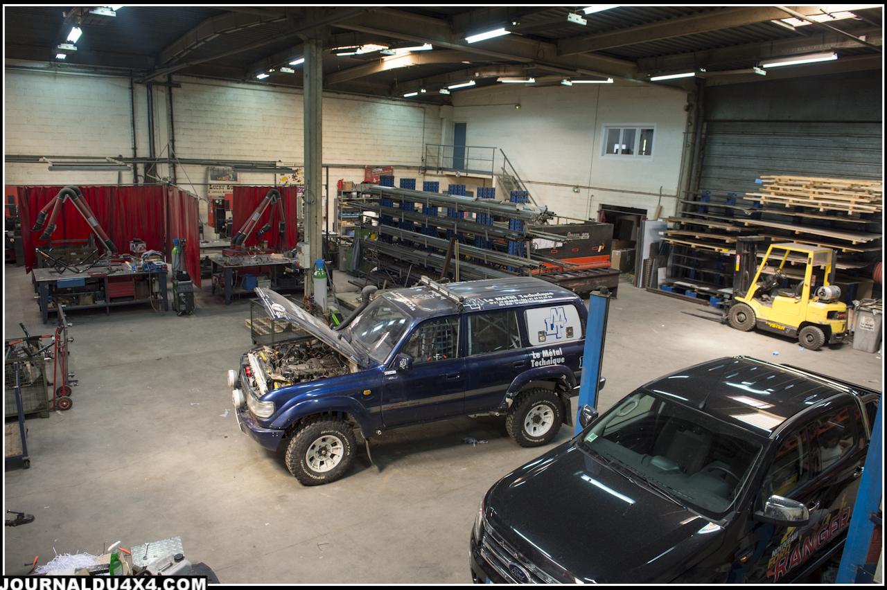 Atelier Le métal Technique