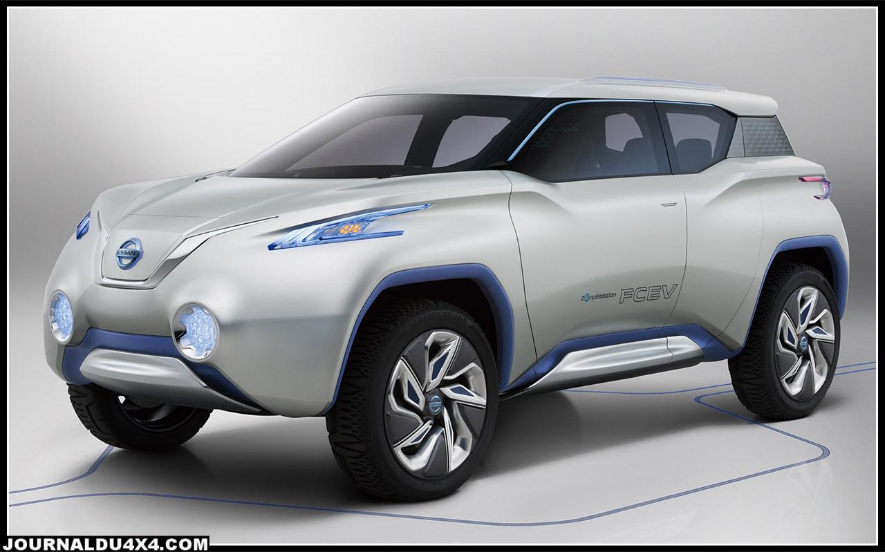 SUV TeRRa électrique