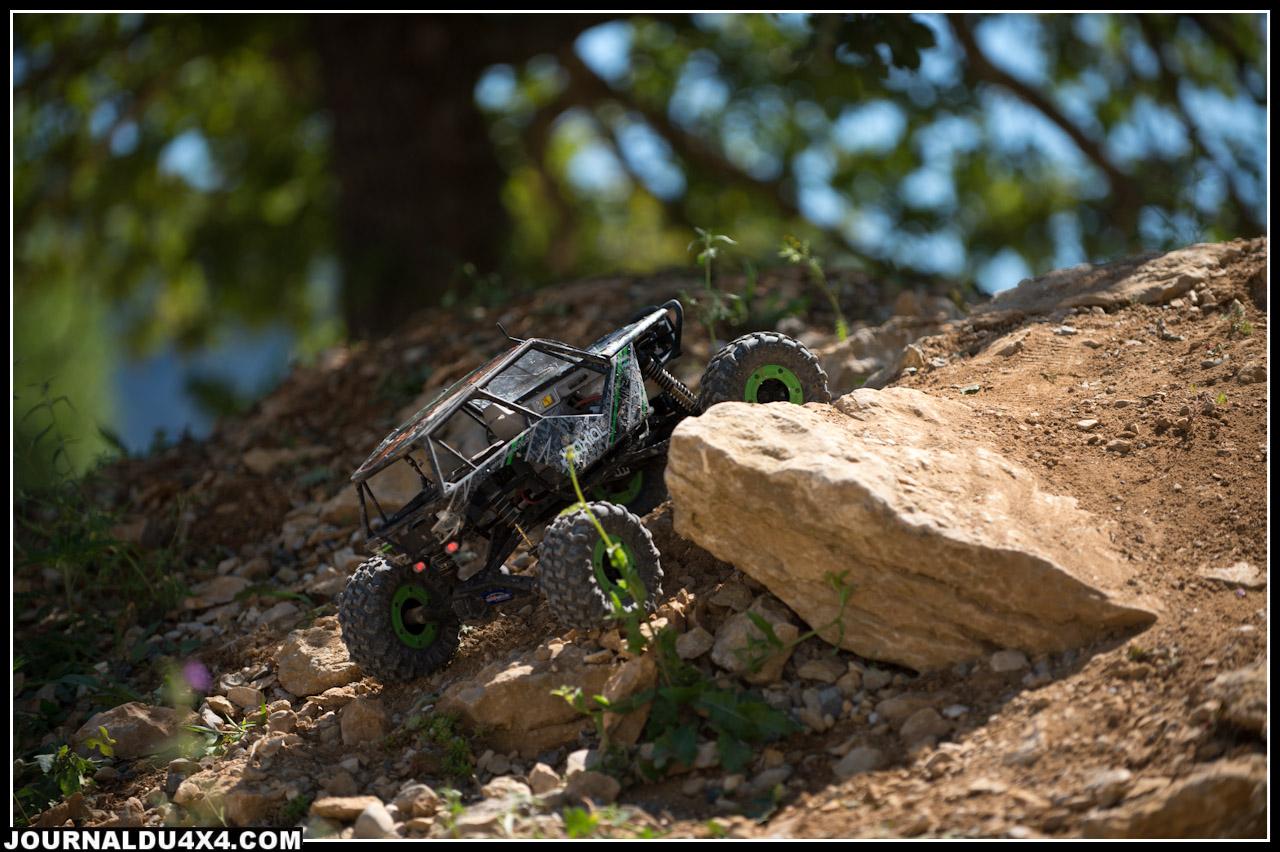 Le plus petit véhicule Pirate est un modèle radio commandé et le plus gros un proto appelé outlaw et chaussé en 49 pouces