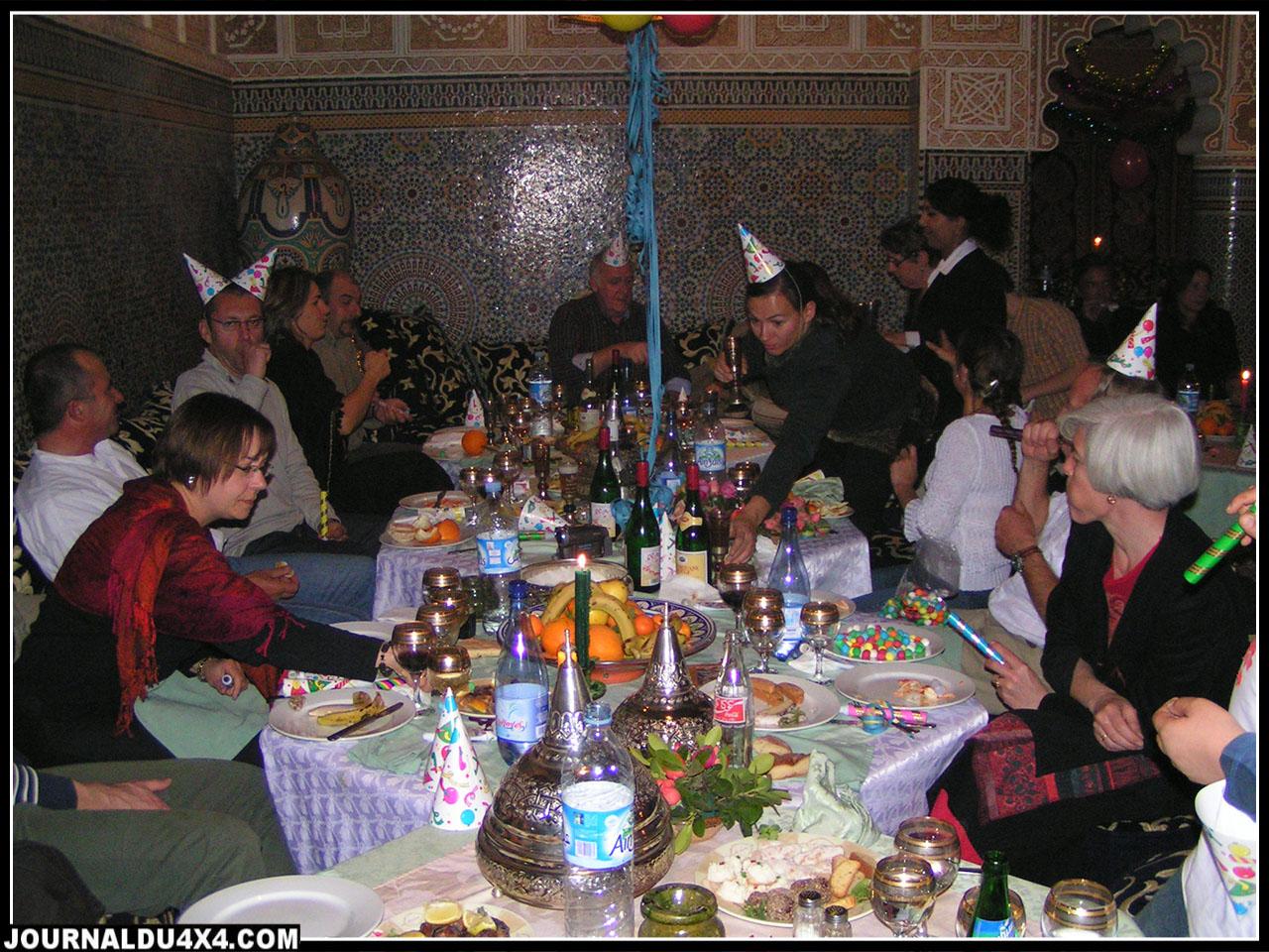 Réveillon insolite au Maroc 28 décembre 2012 - 3 janvier 2013