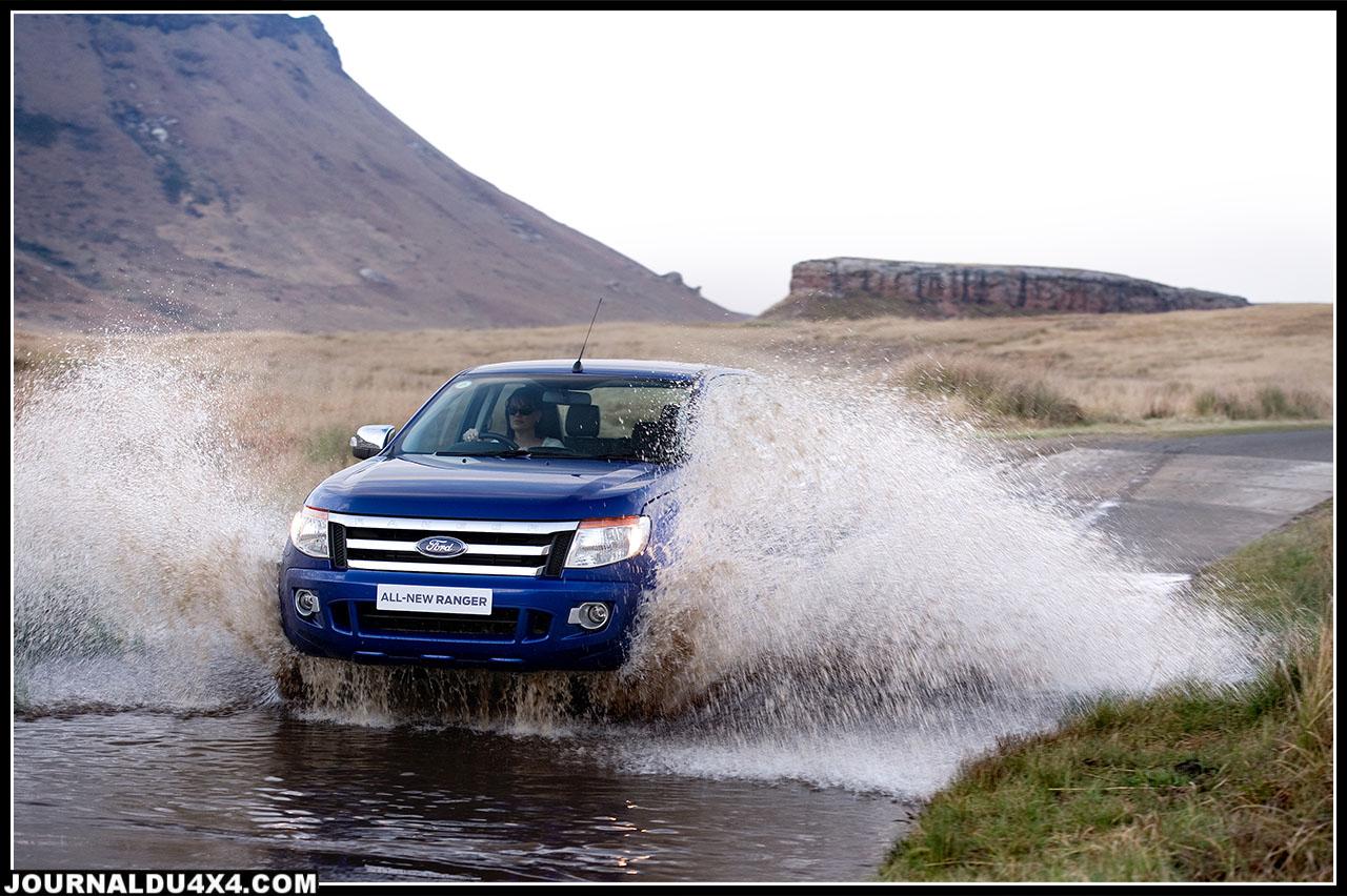 En Afrique du Sud, la bonne humeur est un état d'esprit. Rouler en pick up aussi. Ils représentent environ 40% du marché automobile.