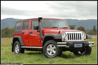 snorkel Jeep JK Wrangler