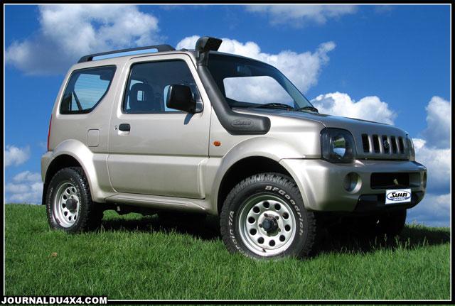 Snorkel Safari  Volkswagen Amarok / Suzuki Jimny / Jeep JK Wrangler