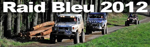 Raid Bleu 2012
