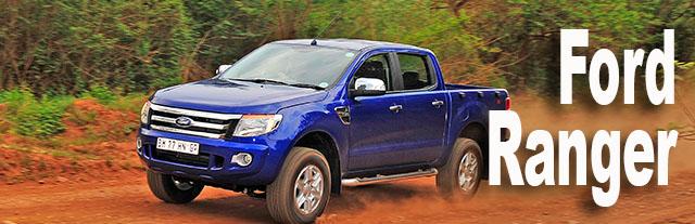 Pick up Ranger, Duratorq (TDCi 2,2L et 3,2L) Ford 2012