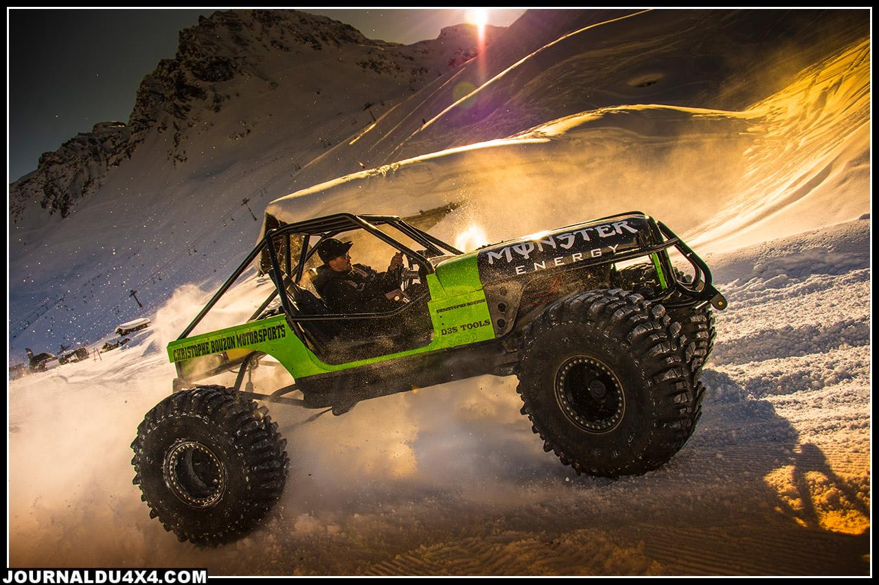 Proto Jeep rock crawling style CJ7 old's 7