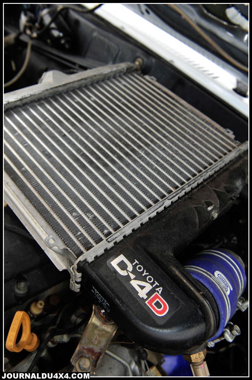 intercooler de D4D