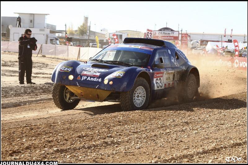 63 Marc Demota Nissan DRV2 E Marc Demota Vicent Foucart Alain Meyleu Frederic Demota