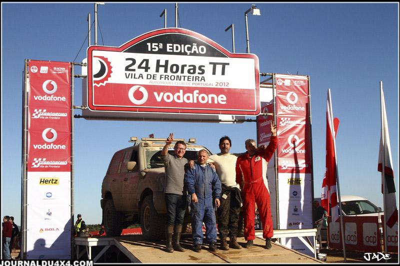 24 Horas Vodafone / Vila de Fronteira