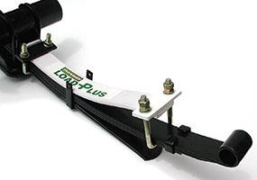Load Plus : compensateur de charge pour véhicules à lames Arr.