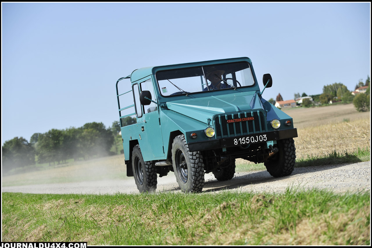 tracteur Cournil JA2