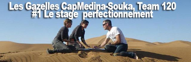Les Gazelles CapMedina-Souka, Team 120