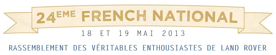 French National 18 ET 19 MAI 2013