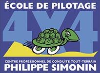 ECOLE DE PILOTAGE 4X4 Ph. SIMONIN