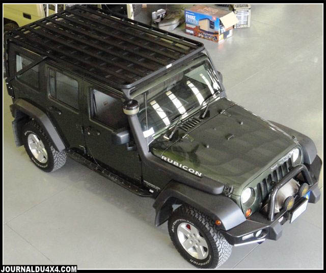 galerie African Outback jeep JK