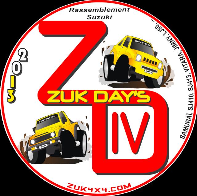 Rassemblement Européen Suzuki 4×4  ZUK DAY'S IV 22 et 23 Juin 2013