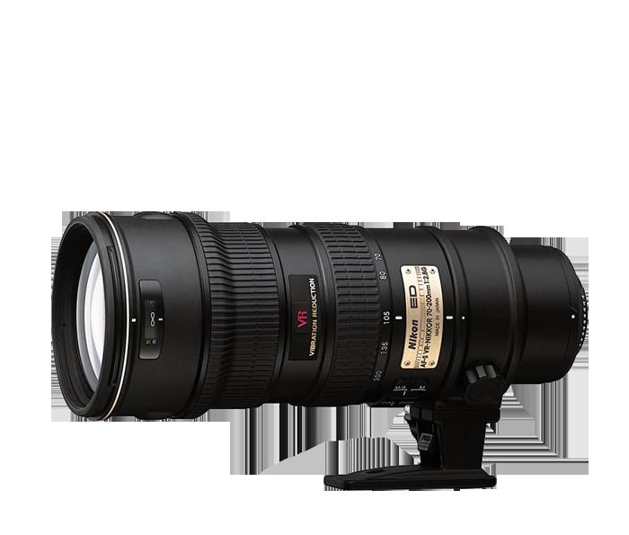 AF-S VR Zoom-NIKKOR 70-200mm f/2.8G IF-ED