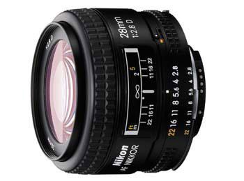 Nikon 28mm f/2.8 AF-D
