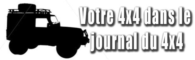 Les 4×4 des lecteurs : votre 4×4 dans le magazine journaldu4x4.com