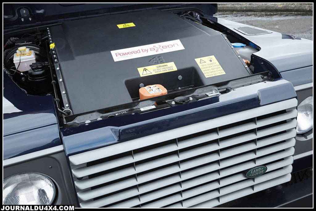 batterie moteur electrique defender