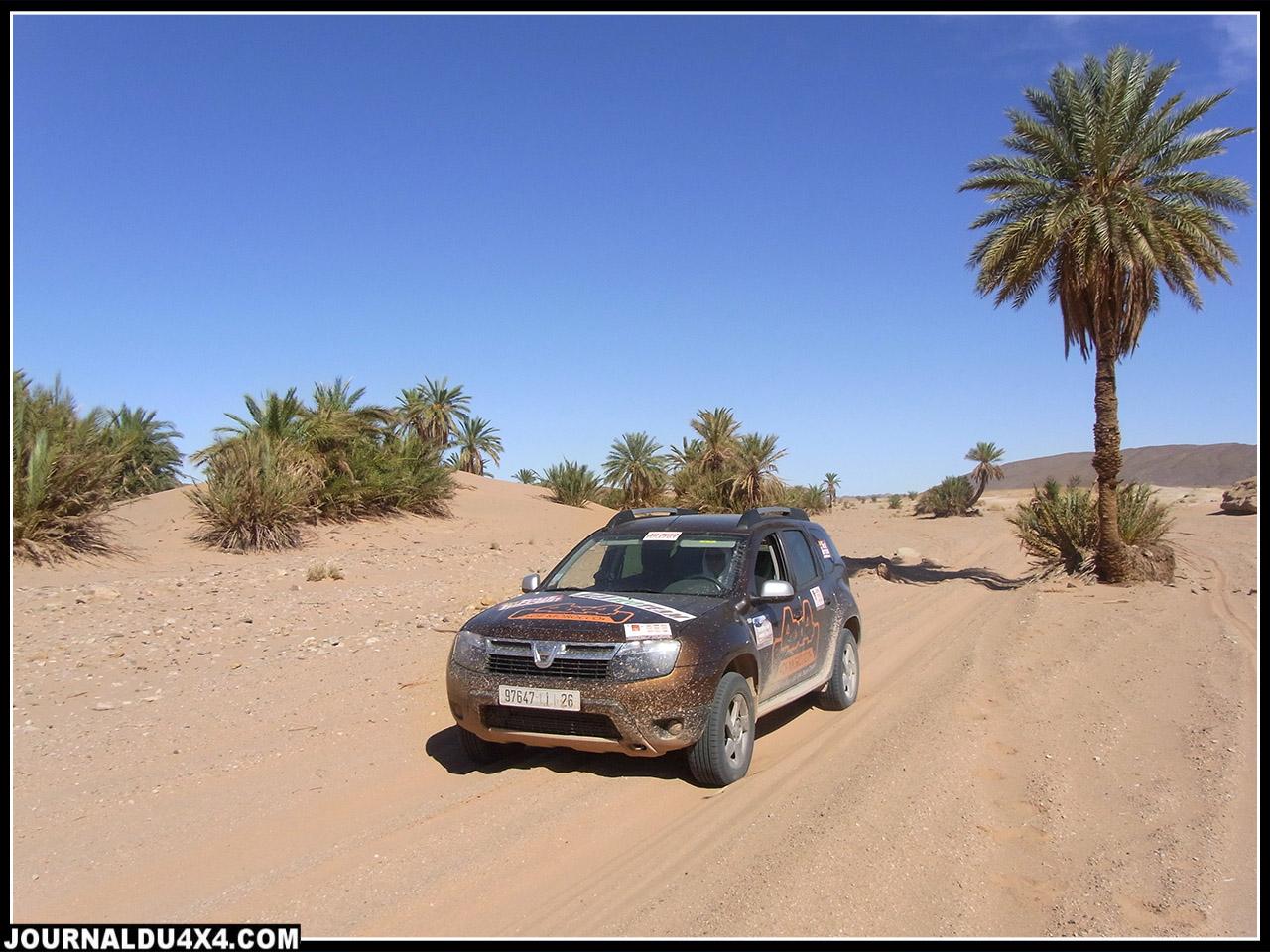 Duster Experience : randonnées et stage de formation à la conduite tout terrain