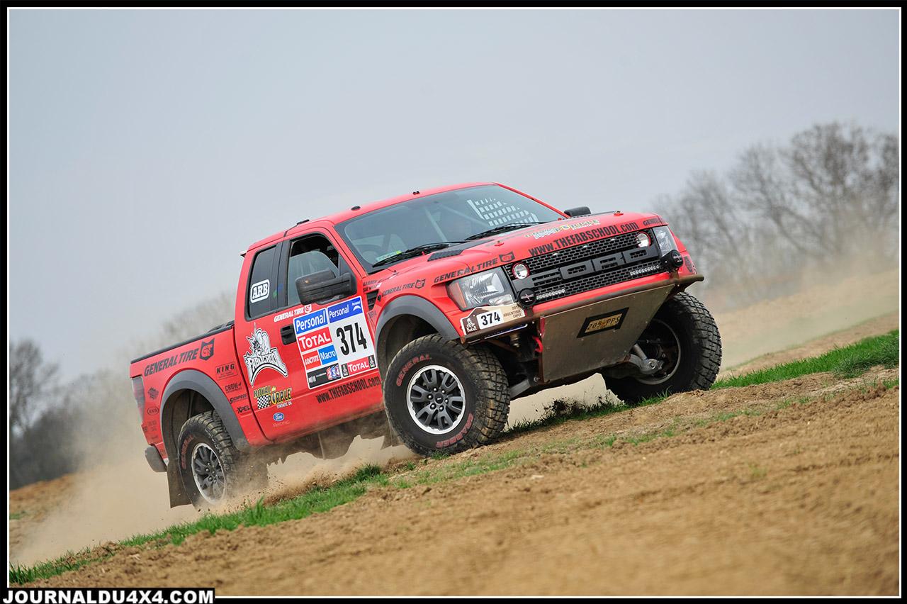 Ford F 150 SVT Raptor 5,4 L V8 Dakar